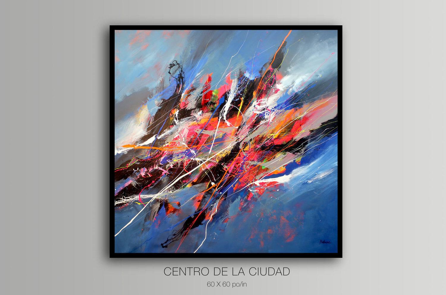 Centro de la Ciuadad - Large Rythmik Collection