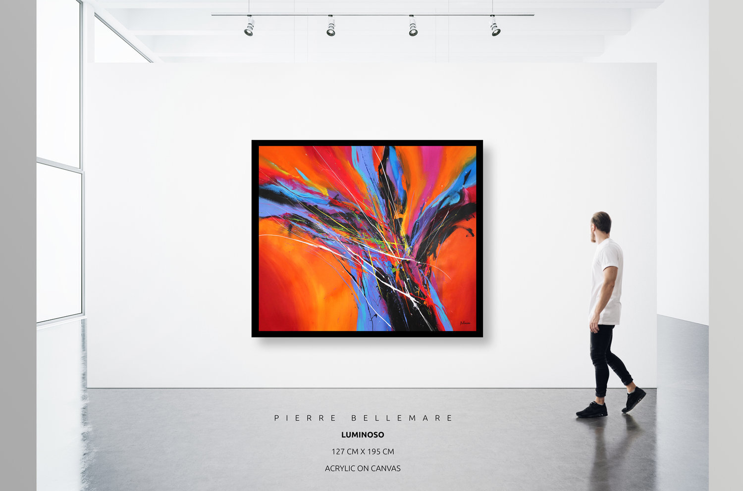 Luminoso - Large Rythmik Collection