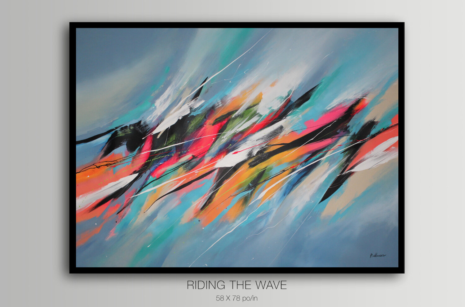 Riding the Wave - Large Rythmik Collection