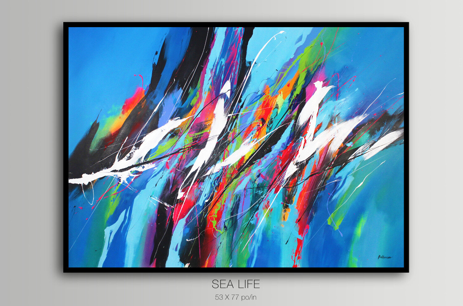 Sea Life - Large Rythmik Collection