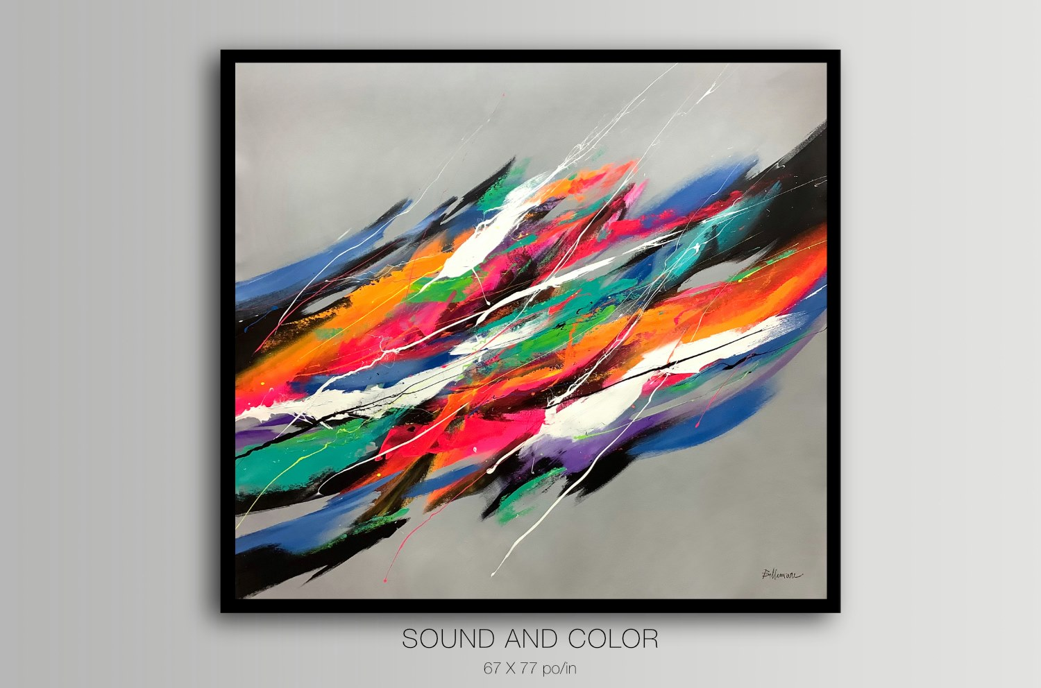 Sound and Color - Large Rythmik Collection