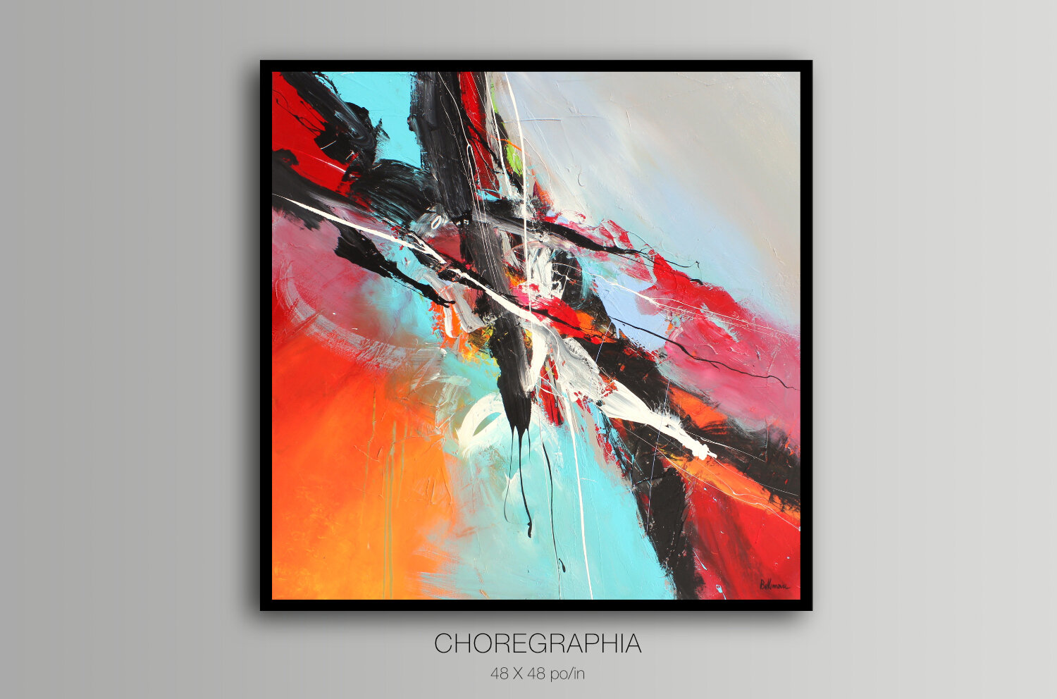 Choregraphia - Featured