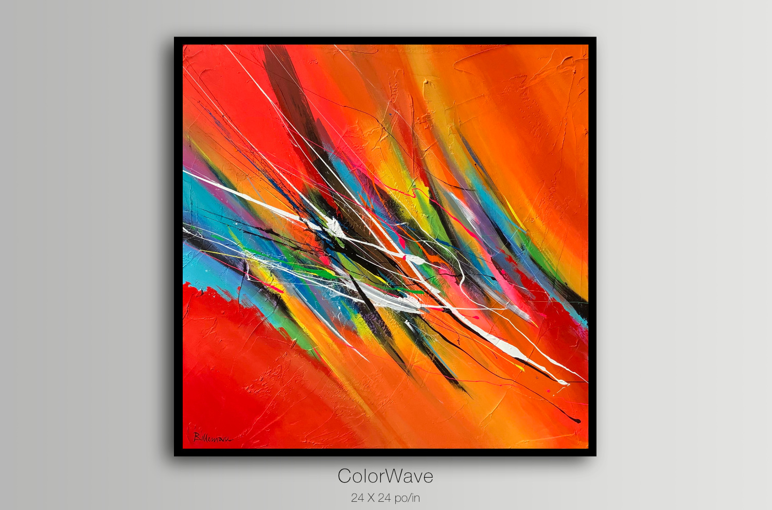 Color Wave - Rythmik Collection